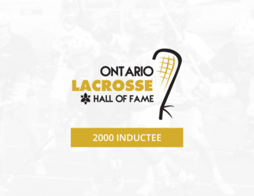 Ontario Lacrosse Hall of Fame & Museum - St. Catharines Ontario